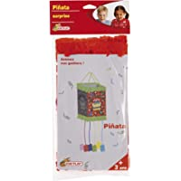 Kim'Play 12610 - Piñata cuadrada, diseño tarta