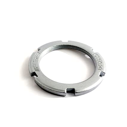Bottom bracket lock ring