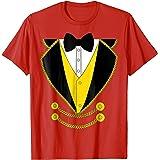 Ringmaster Costume Kids, Boys, Girls, Circus Shirt