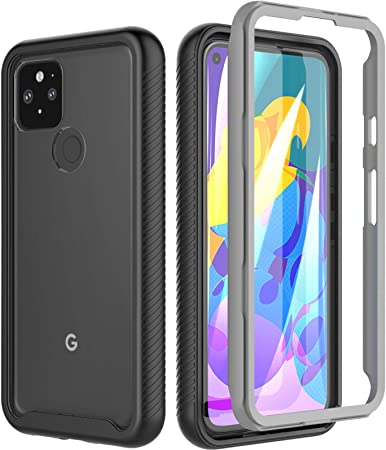Besinpo Schutzhülle Für Google Pixel 5 5g Schwarz Elektronik