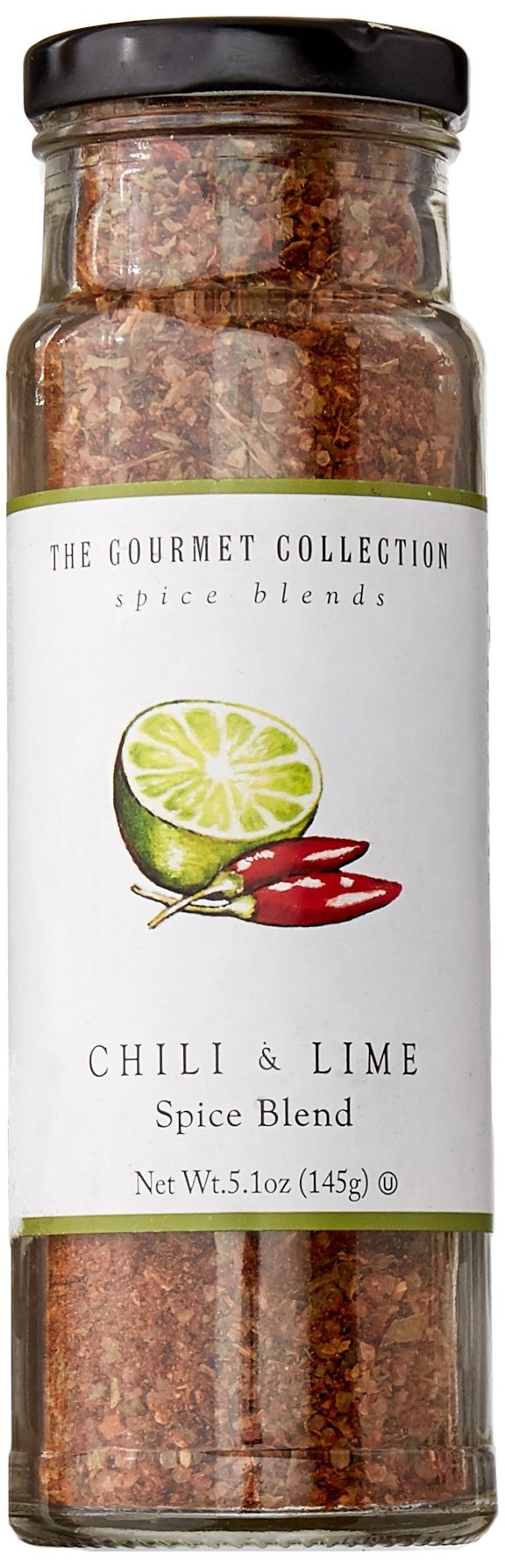 The Gourmet Collection, Chili & Lime Spice Blends (5.4 oz)