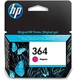 HP 364 Magenta Original Druckerpatrone für HP Deskjet, HP Officejet, HP Photosmart