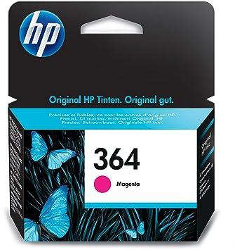 Hp 364 Rot Original Druckerpatrone Für Hp Deskjet 3070a 3520 Hp