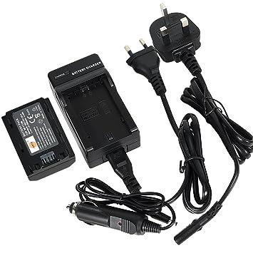 DSTE® 7.2V 2000mAh NP-FZ100 FZ100 Recargable Digital Batería ...
