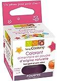 SCRAPCOOKING - Colorant alimentaire naturel pourpre