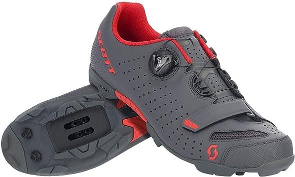 SCOTT MTB Comp Boa 2020 - Zapatillas para Bicicleta, Color Gris y ...