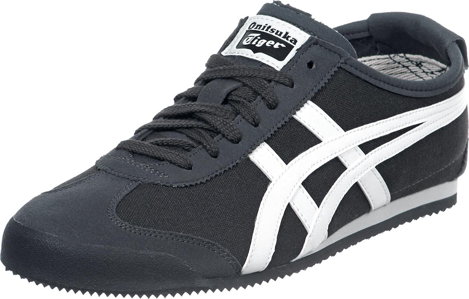 onitsuka tiger mexico 66 black and white zinfandel