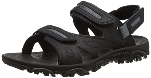 4033b4d7796 Merrell Men s Mojave Hiking Sandals  Amazon.co.uk  Shoes   Bags