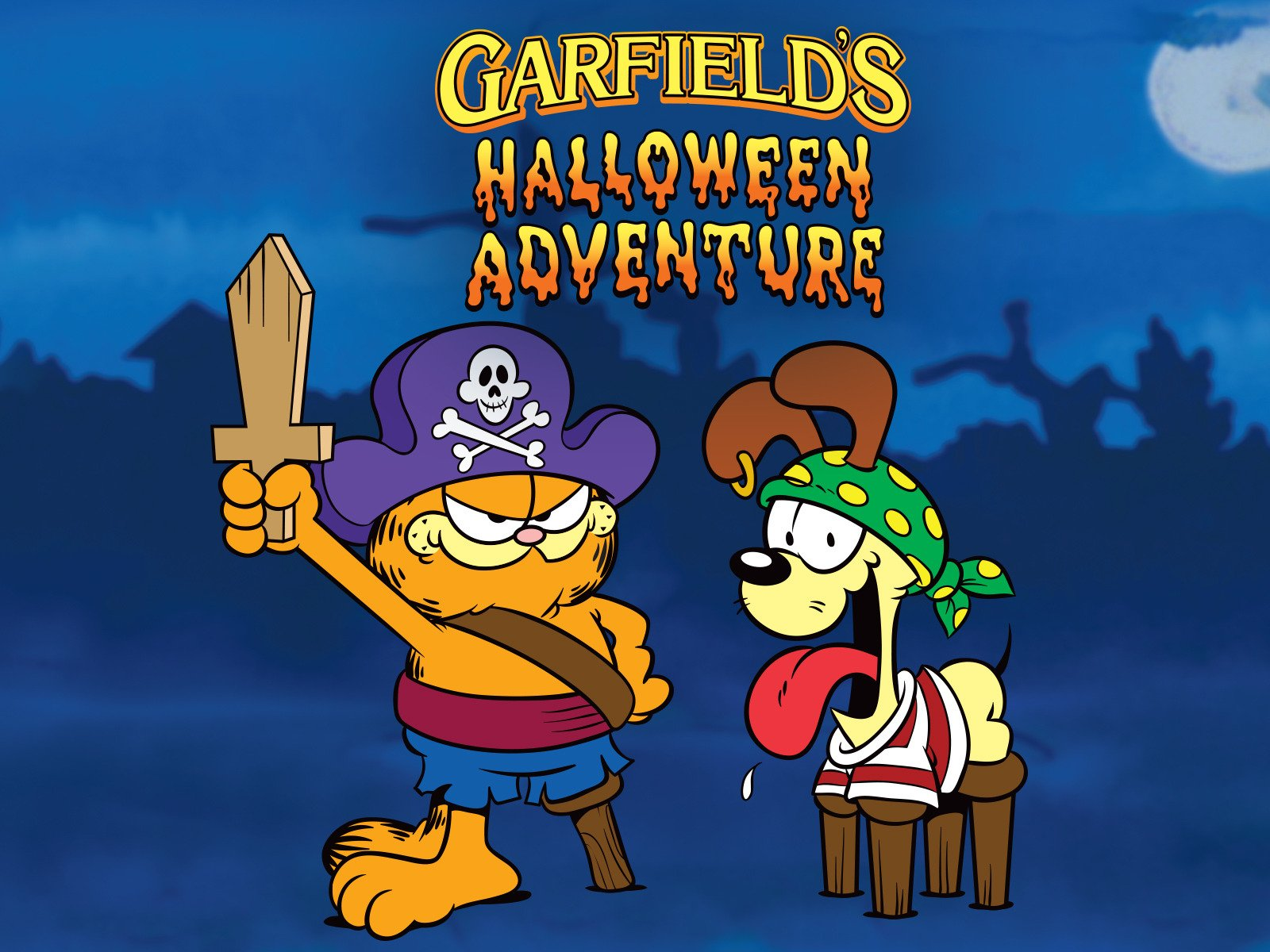 Halloween Adventure.Amazon Com Watch Garfield S Halloween Adventure Season 1 Prime Video