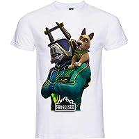 Mavi T-Shirt Stampa Skin PRO'!!! PERSONALIZZA la Tua Maglietta