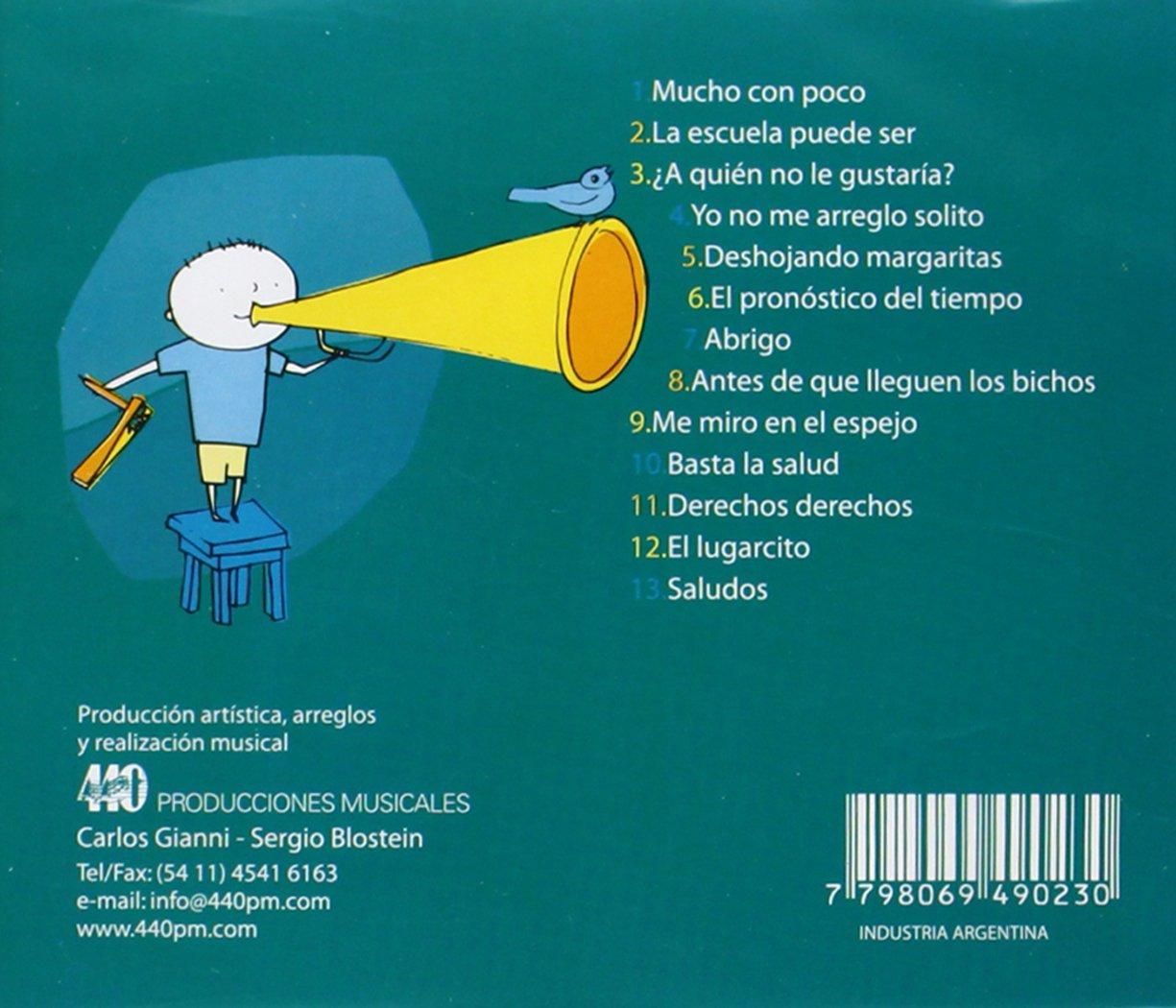 GIANNI CARLOS / MIDON HUGO - GIANNI CARLOS / MIDON HUGO DERECHOS TORCIDOS - Amazon.com Music
