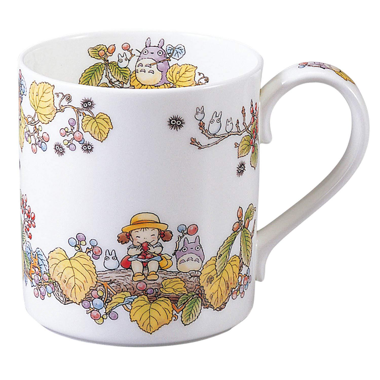 Noritake × Studio Ghibli Totoro(viburnum) Mug Cup, T97265/4660-5