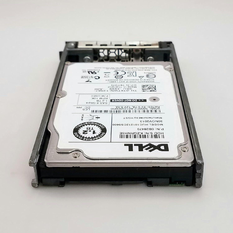 Dell 463-7475 1.2TB 10K SAS 2.5 12Gb//s Hard Drive with 13TH Generation Tray