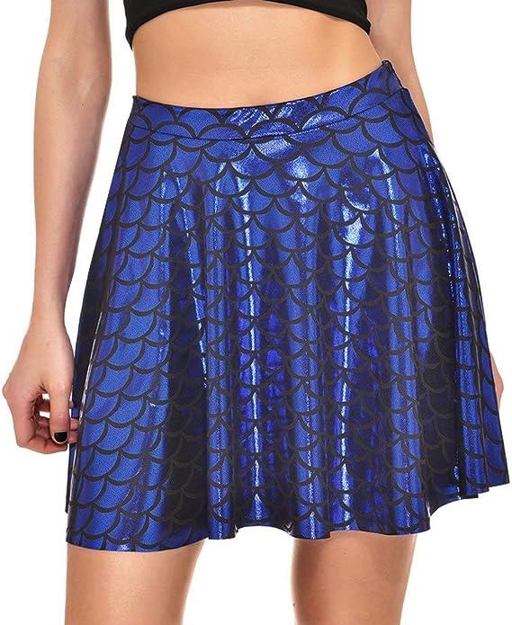 Faldas para Mujer Casual Moda De Único Verano De Falda Falda ...