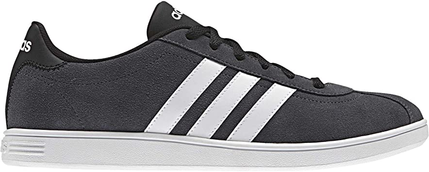 adidas Vlcourt B74458 Sneaker Gris Chaussures Homme Baskets