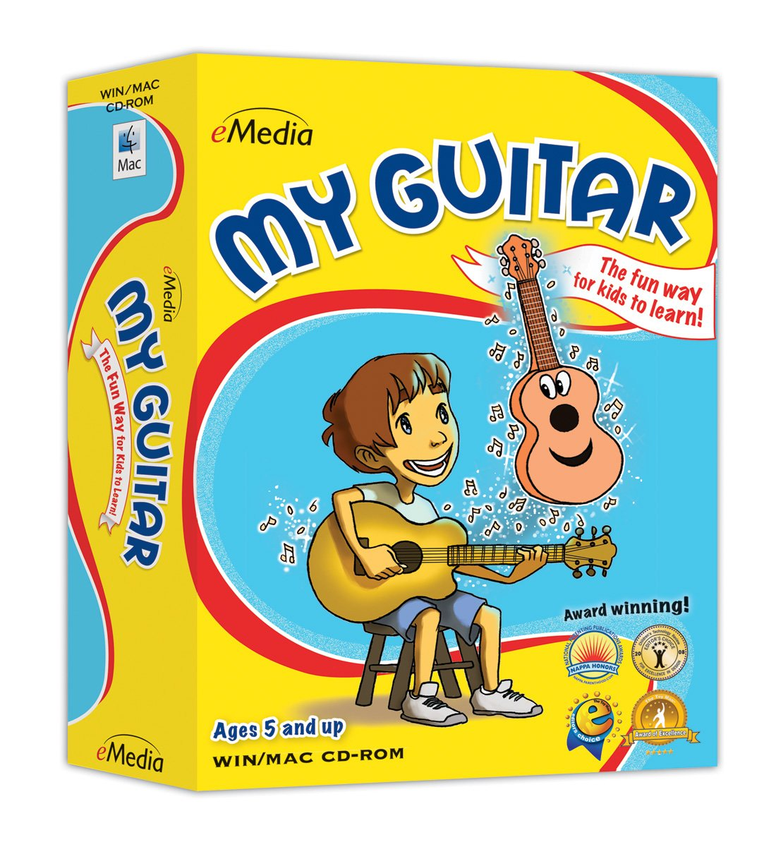 eMedia My Guitar v2 EG12095