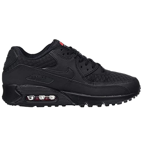 8043f7e2e72a9 Nike Mens Air Max 90 Essential - Black, 6.5 UK (40.5 EU): Amazon.co ...