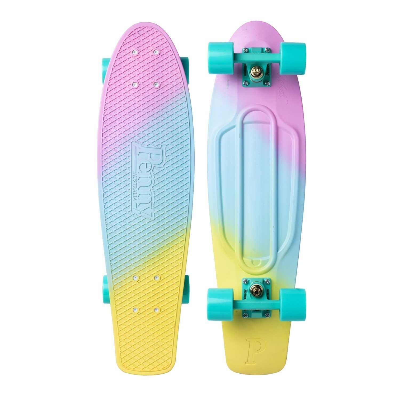Penny 27-Inch Nickel Fade Complete Skateboard Spring Fade