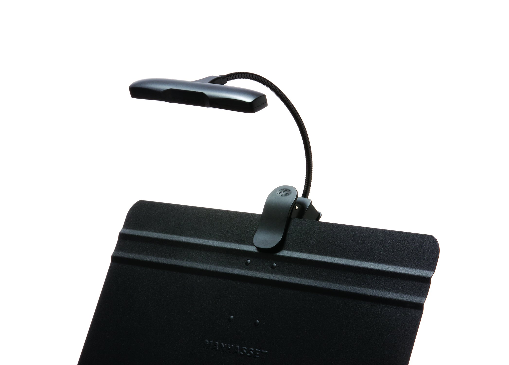Oasis 10 LED Music Stand Lamp with AC Adapter and Carrying Bag