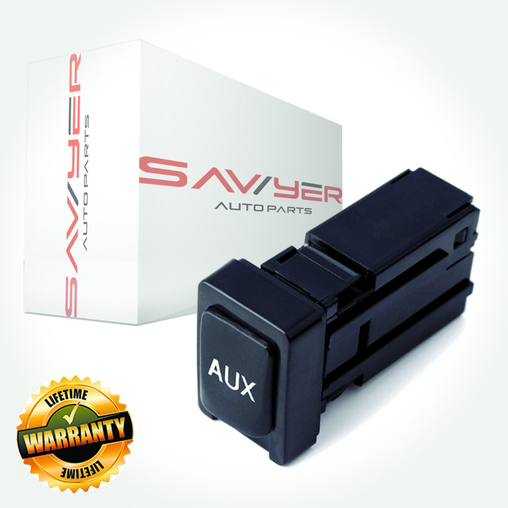 Toyota 86190-02010 Auxiliary Jack Adapter OEM Quality by Sawyer Auto