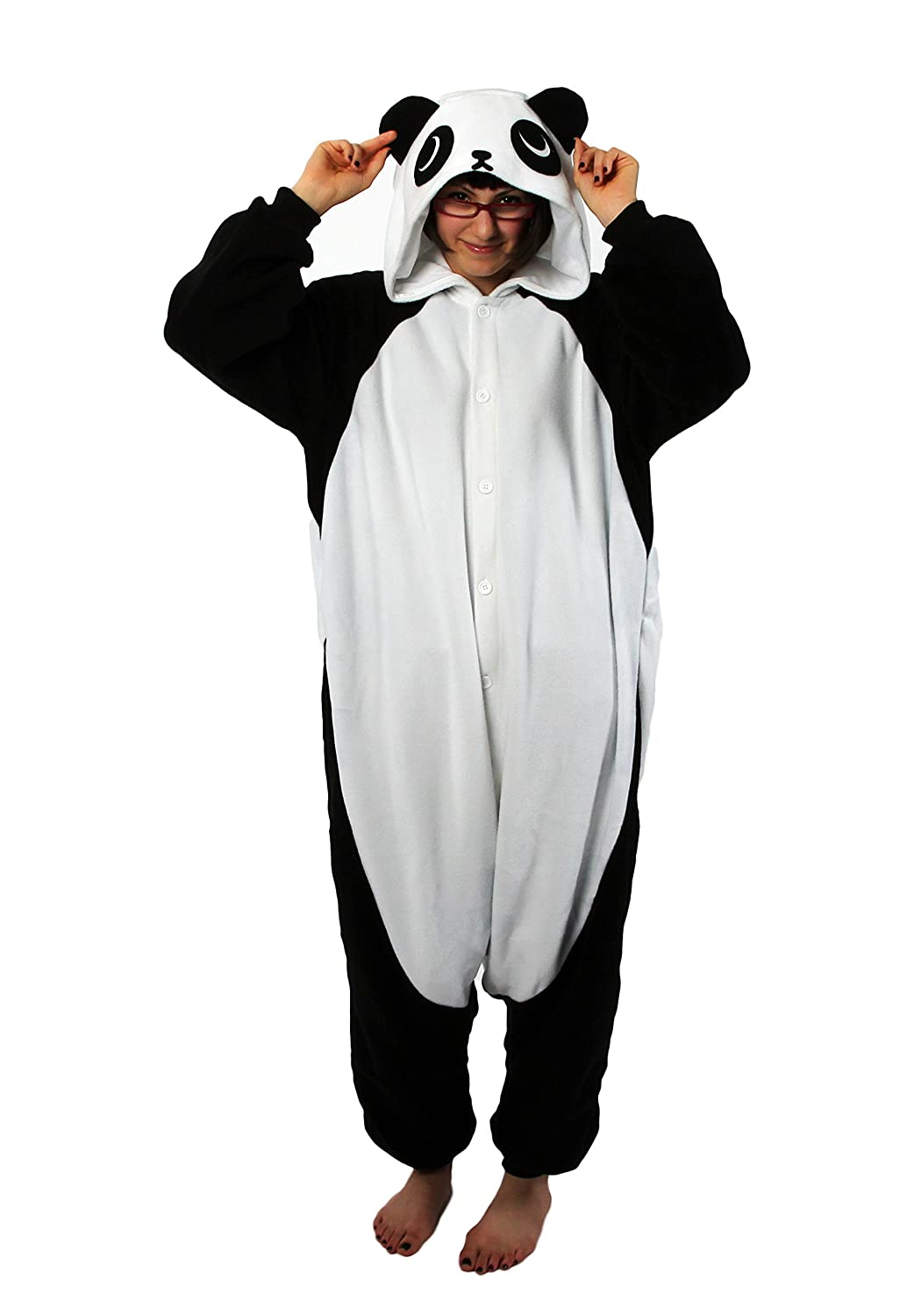 sc 1 st  Amazon.com & Amazon.com: Panda Kigurumi (Adults XL): Clothing