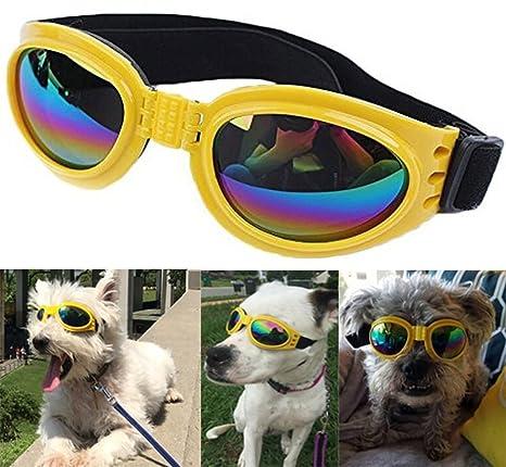 DUBENS Perros Gafas Gafas de sol Gafas de protección ...