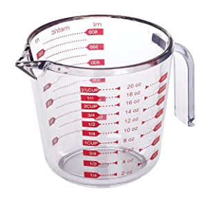 Prepworks by Progressive Measuring Cup - 2.5 Cup Capacity