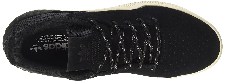 adidas Unisex-Erwachsene Tubular Instinct Low Niedrige Sneaker, Black Black White Cblack/Cblack/Cwhite