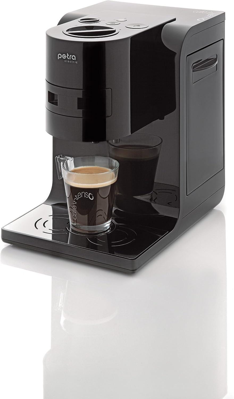 Petra KM 39, Negro, 350 x 378 x 283 mm, 4500 g - Máquina de café ...
