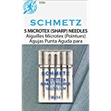 Microtex Sharp Machine Needles-Size 14/90 5/Pkg