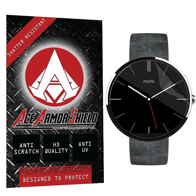 Ace Armor Shield - Protector de Pantalla antirroturas para ...