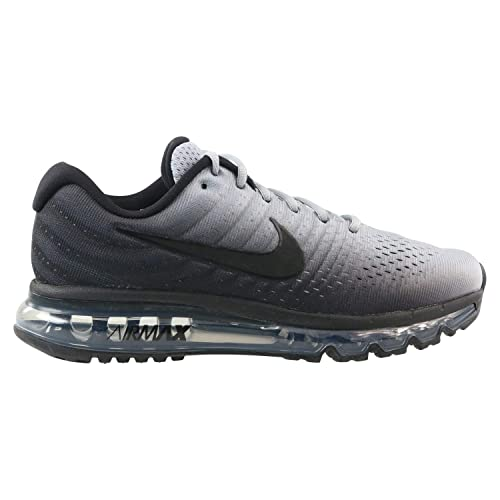 factory authentic 79144 a123a Nike Air Max 2017, Scarpe Running Uomo, Black Wolf Grey 002, 40.5