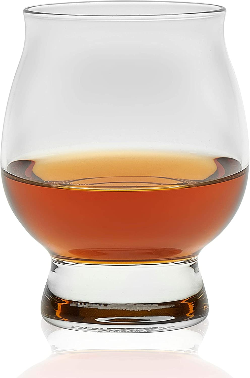 Libbey Signature Kentucky Bourbon Trail Whiskey Glasses, Set of 4