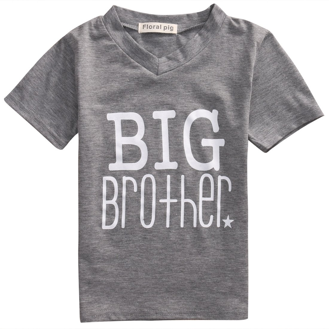 83a03f1015 Amazon.com: Gaono Toddler/Newborn Boys Shirt Big Brother T-Shirt & Little  Brother Romper &Little Sister Tee Tops: Clothing