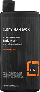product image for Every Man Jack Charcoal Skin Clearing Body Wash, 16.9oz, 16.9 Oz