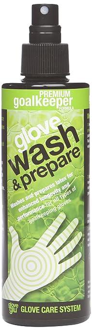 6 opinioni per Gloveglu- Detergente per guanti da portiere, 250 ml, colore: Nero