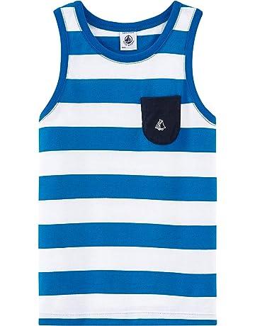 b81502cef Petit Bateau Barcelle Camiseta de Tirantes para Niños