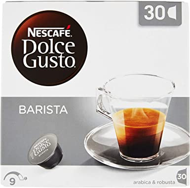 Dolce gusto - nescafé - Barista, caja de 30 cápsulas dolce gusto ...