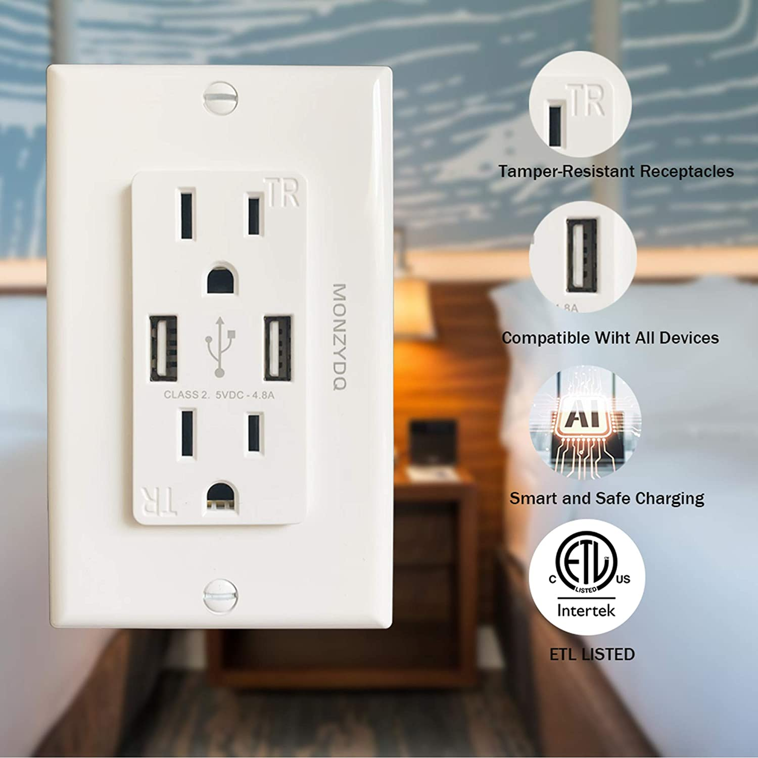 Electrical Outlets Wall Plate