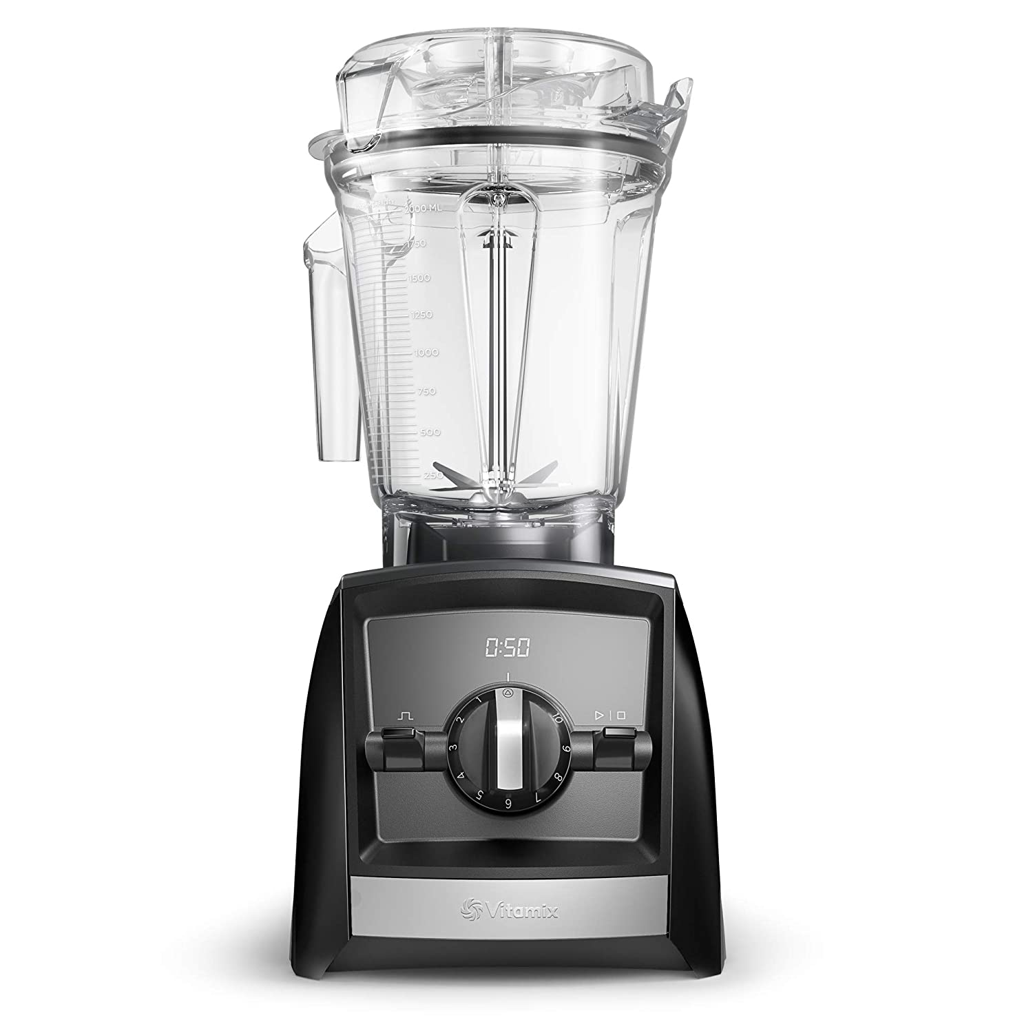 Vitamix vm0195d a2300i Ascent Series, 1200, color negro