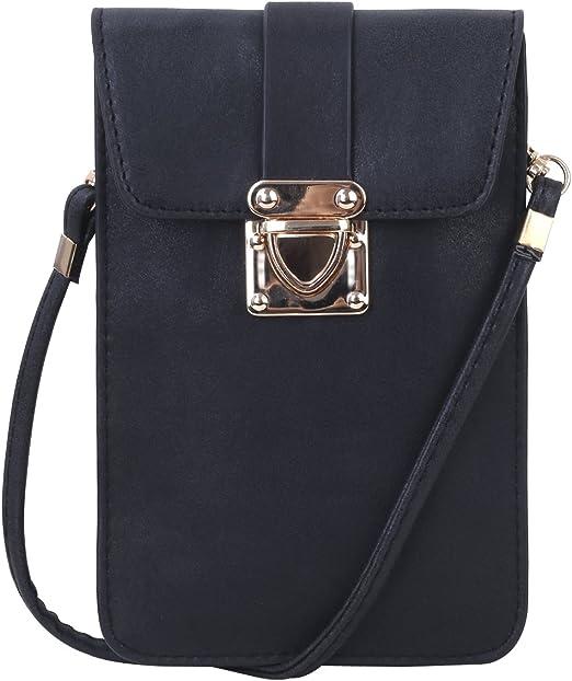 Women Mini Handbag Purse Strap Wallet Pouch Cell Phone Shoulder Bag CrossBody