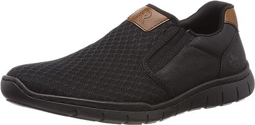 Rieker Herren B8763 00 Slipper: : Schuhe & Handtaschen gOoQp