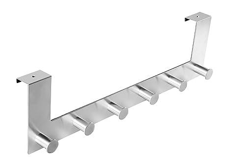 Ambrosya® | Exklusiver Handtuchhalter aus Edelstahl | Bad Badezimmer Haken  Halter Halterung Handtuch Handtuchhaken Handtuchstange Stange Tür ...