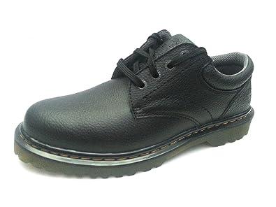 Dr Martens Ashfeld Black Pebbled Leather Classic Oxford (9M (D) US Men's)