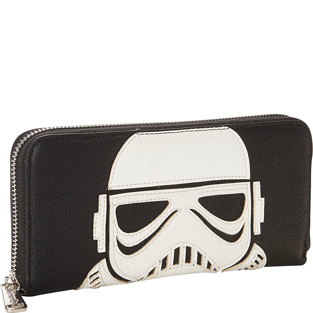 Loungefly Star Wars Laser Cut Storm Trooper Wallet