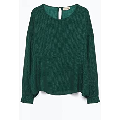 hot products 100% high quality top brands American Vintage - Blouses Femmes - DOG116-1H17 - M/L Vert ...