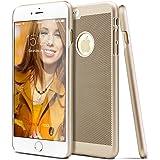 """KC iPhone 6 Plus/6s Plus (5.5 inch) - Ultra Slim Bright NETDI Design Premium Quality Anti-Scratch High Quality Material Back Cover iPhone 6 Plus & iPhone 6s Plus - 5.5"""" (Gold)"""
