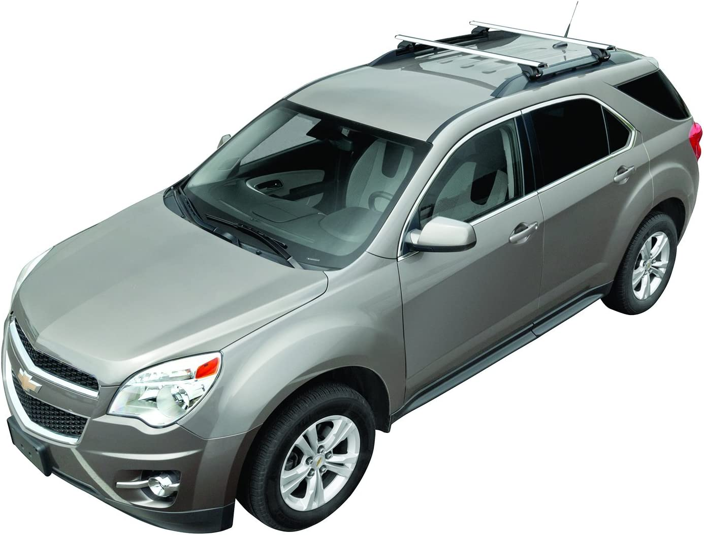 ROLA 59786 Removable Mount REX Series Roof Rack for Chevrolet Equinox GMC Terrain w//Factory Roof Rails