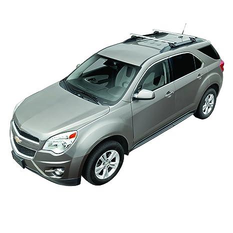 Amazon.com: ROLA 59786 Removable Mount REX Series Roof Rack For Chevrolet  Equinox, GMC Terrain W/Factory Roof Rails: Automotive
