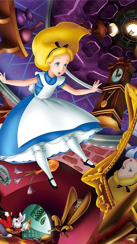 ディズニー ふしぎの国のアリス そこは不思議の国 XFVGA(480×854)壁紙 画像58588 スマポ